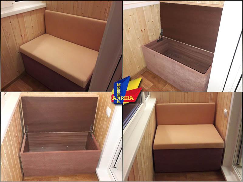 Мягкая мебель на заказ для дома и кафе - изготовление нестан.
