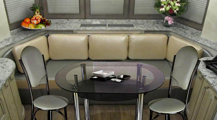диваны для кухни в брянске - фото 14