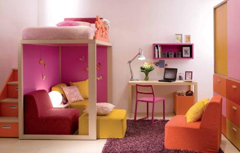 Мебель для детских комнат Обставить мебелью детскую комнату - задача не из